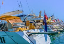 Puerto Banus marina in Marbella